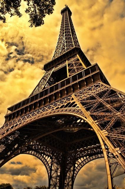 torre eiffel - Lugares turísticos