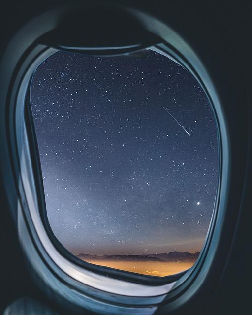 ventana avión denegación de embarque