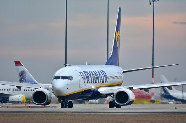Ryanair cancelación de vuelos